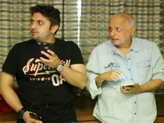 Video : Mahesh Bhatt, Mohit Suri to Part Ways?