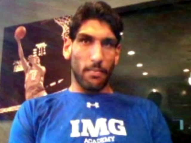 Satnam Singh Says it Was Not Easy Getting Into the NBA