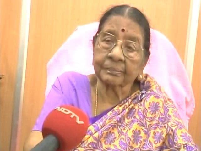 Video : 'Rapist, Victim Should Get Together': Tamil Nadu Women's Panel Chief's Shocker