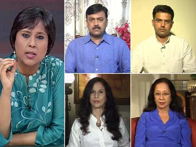 Video : LaMo Stumps Team NaMo - Will PM Back Vasundhara Raje or Ask Her to Go?