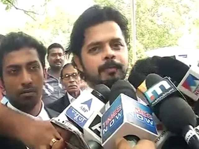Video : IPL Scandal: Sreesanth Rests his Faith in Judiciary, Hopes to Return to Normal Life Soon