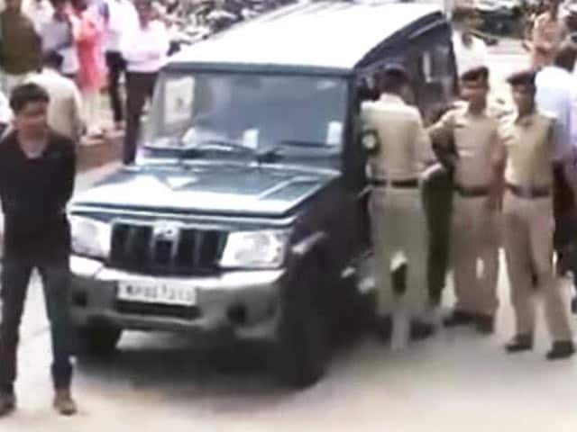 Video : Two More Accused in Vyapam Scam Die in 48 Hours, At Least 23 Others Have Died So Far