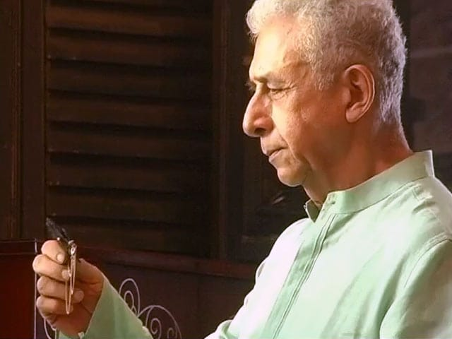 Video : मशहूर गजल गायक शफकत के वीडियो में नजर आएंगे नसीर