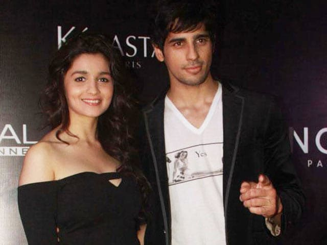Fast and Furious Alia Bhatt, Sidharth Malhotra