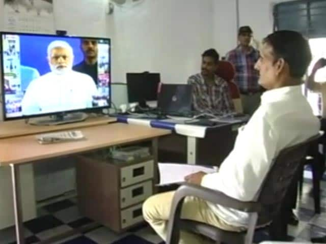 Video : Launch of Digital India Week Evokes Mixed Response From Rural India