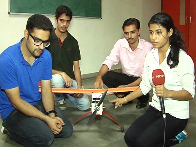 Video : Meet India's Young Innovators