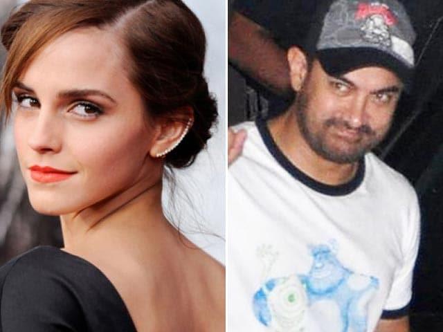 Emma Watson May Star in Aamir Khan's Film