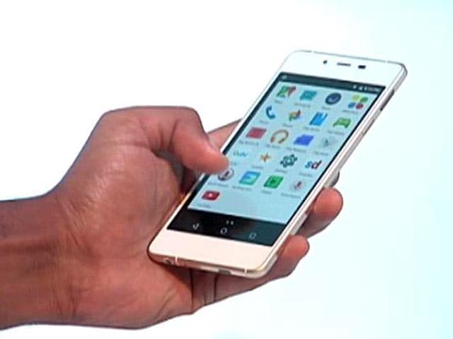 Video : Micromax Launches the Thinnest 4G Smartphone