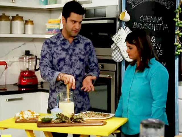 Video : Chef Kunal Kapur's Delicious Recipe of Barbeque Chicken