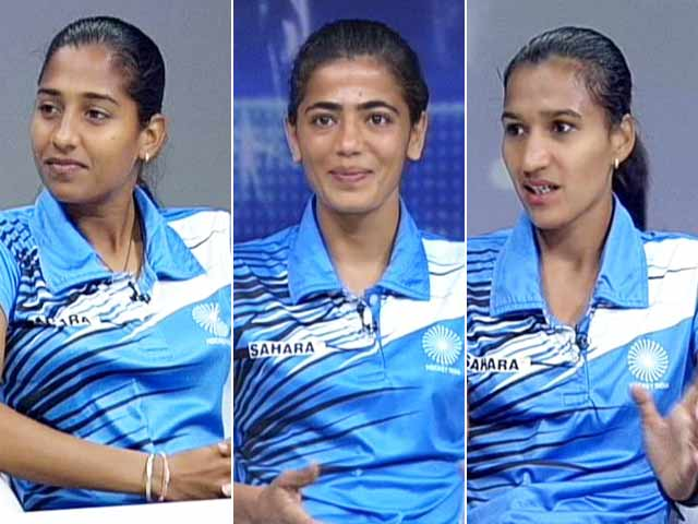 Video : Indian Women's Hockey Team Aims at Top-Six Finish