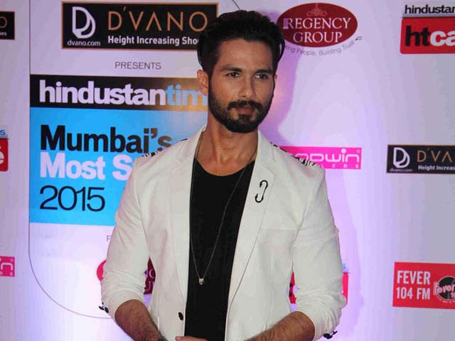 Video : Shahid Kapoor, Bollywood's New Age Groom