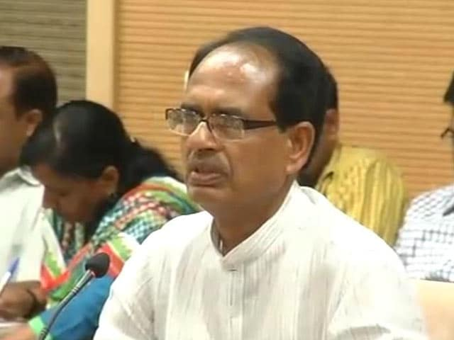 Video : Under Pressure Over Vyapam Deaths, Chief Minister Shivraj Chouhan Asks For CBI Probe