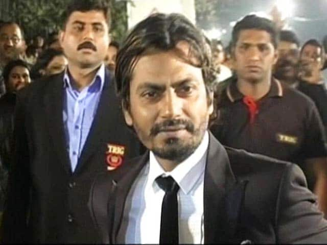 Video : Nawazuddin Siddiqui is Tired of Playing the Bad Man