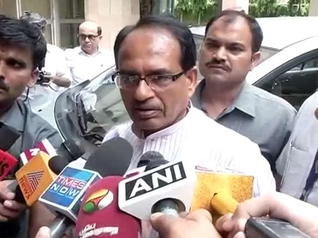 Video : 'Will Request Supreme Court for CBI Probe in Vyapam Scam':Shivraj Chouhan