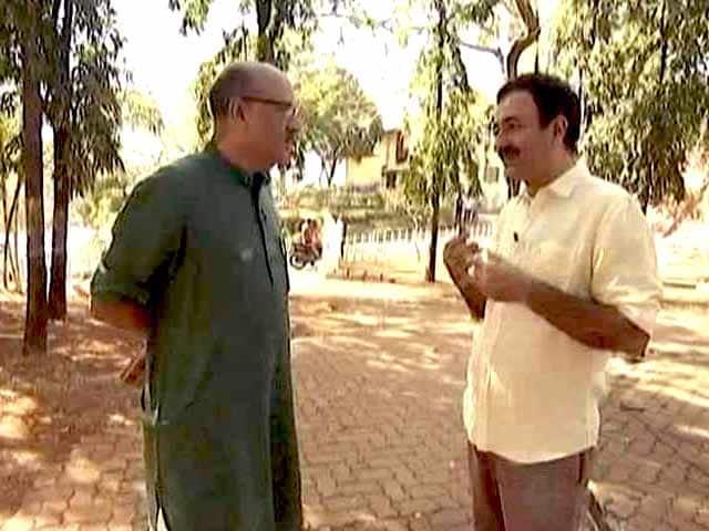 Video : Walk The Talk With Filmmaker Rajkumar Hirani