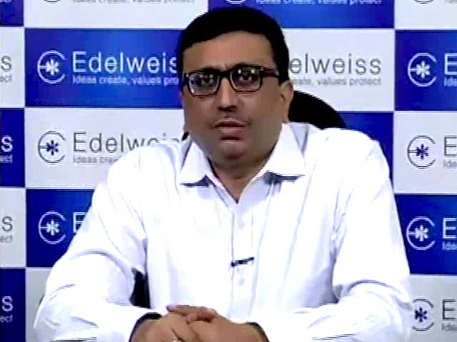 Video : Positive on Infosys and Tech Mahindra: Edelweiss Securities