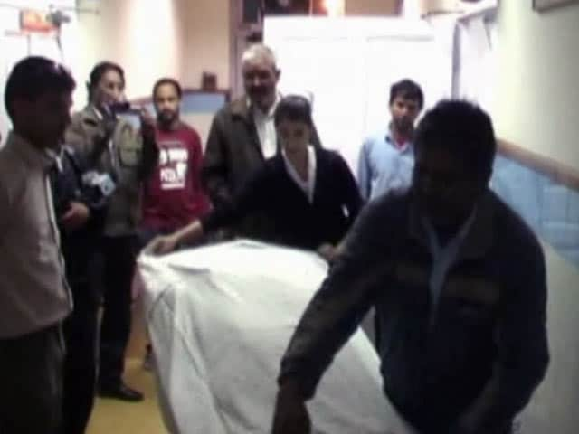 Video : मसूरी : IAS एकेडमी में फायरिंग, एक जवान मरा