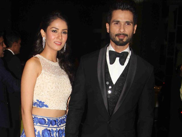 Video : Shahid and Mira Host Grand Reception Party in Mumbai