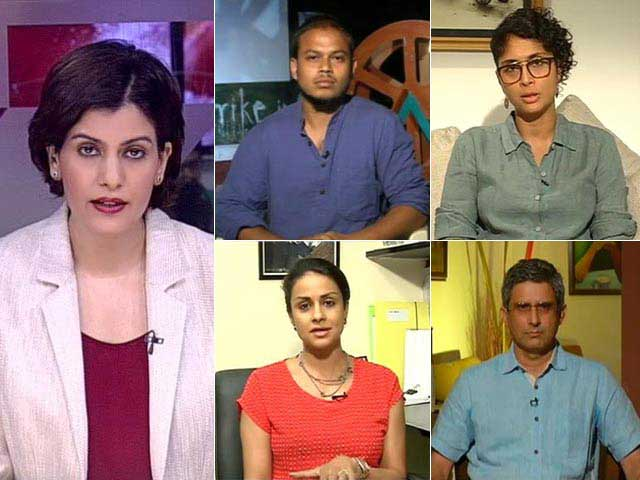 Video : FTII Protests: Should Government Listen or Are Students Taking it Too Far?