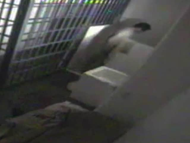 Video : Video Shows Last Seconds in Jail of Escaped Druglord