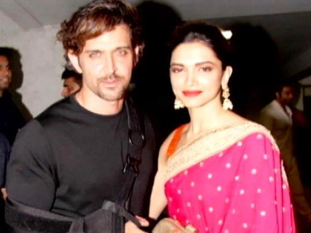 Deepika and Hrithik to Star in Yash Raj Film's Next