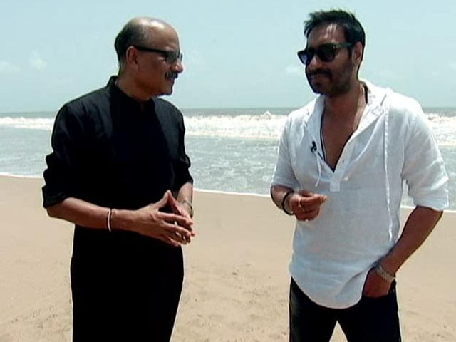 Walk The Talk With Ajay Devgn