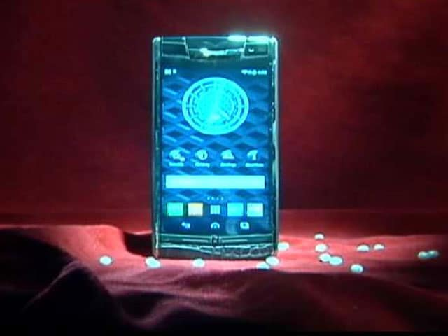 The Luxurious Smartphone