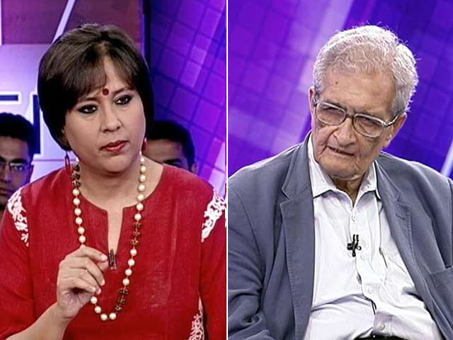 Video : Clear Hindutva Pattern in Appointments to Key Educational Institutions: Amartya Sen