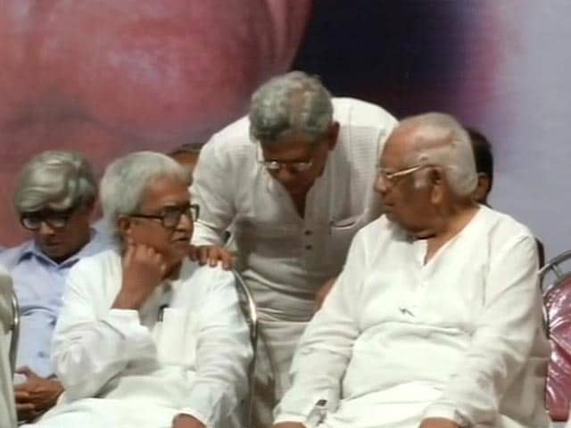 Video : 7 Years After Expelling Him, CPM May Welcome Somnath Chatterjee Back