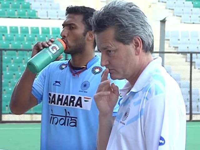 Video : Hockey India President Narinder Batra Didn't Want me as India Coach: Paul Van Ass to NDTV