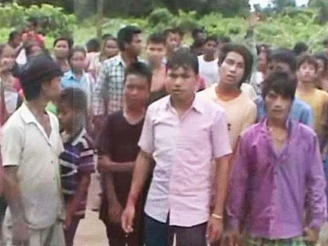 Video : Elderly Woman Labelled Witch, Beheaded by Mob in Assam Village