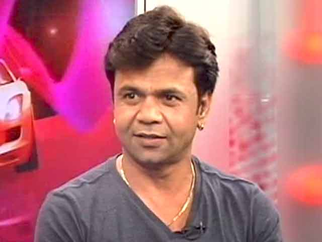 Video : Rajpal Yadav's Success <i>Mantras</i>: Laugh More