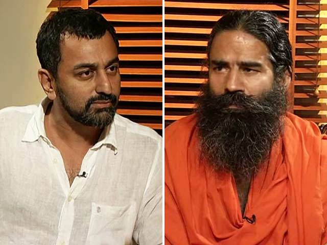 Video : 'I Am a Scientist Baba', Yoga Guru Ramdev Tells NDTV