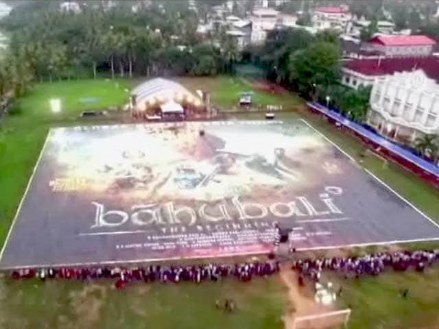 Video : फिल्म 'बाहुबली' ने बनाया एक और रिकॉर्ड, गिनीज बुक में दर्ज हुआ नाम