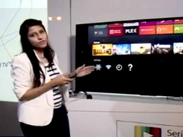 Video : World's Slimmest Android TV