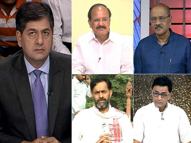 Video : The Big Fight - Parliament Stalled: 'Rainy Days' for MPs?
