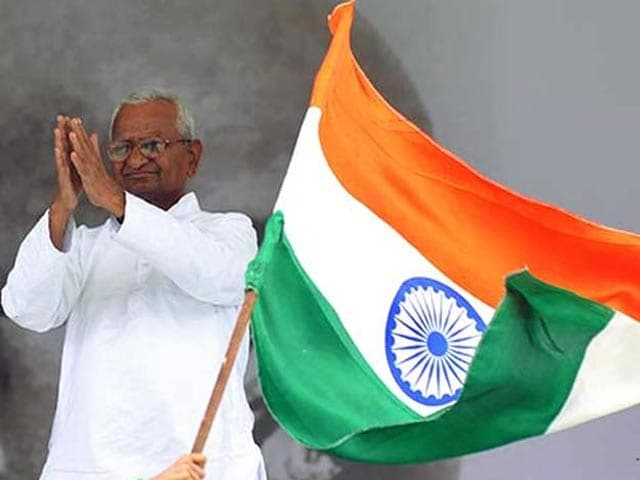 Video : Anna Hazare to Join Ex-Servicemen's Protest Over One Rank One Pension in Delhi Today