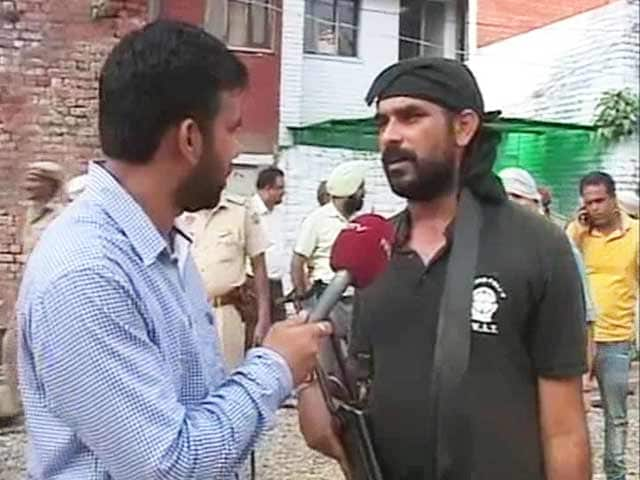 Video : Gurdaspur Terrorists Prepped for Suicide Mission: Commando to NDTV