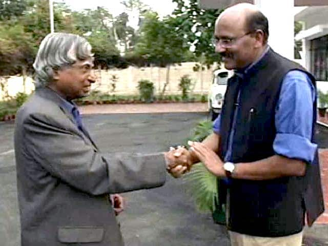 Video : Walk The Talk With President Abdul Kalam (Aired: August 2007)
