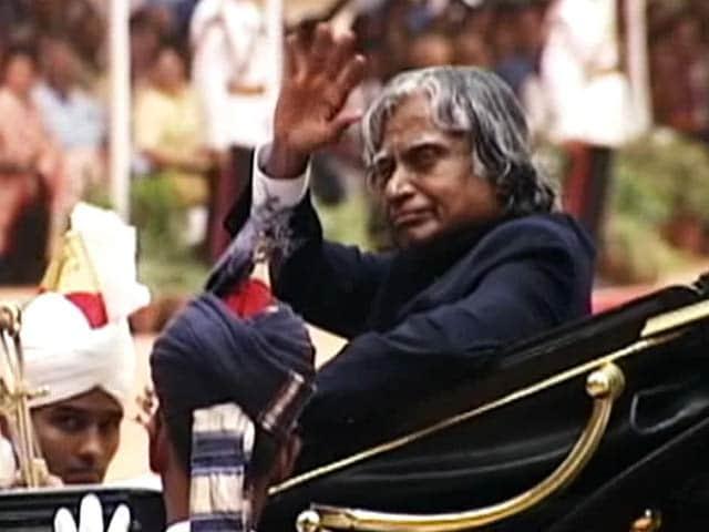 Video : कलाम तूझे सलाम : कलाम को अंतिम विदाई, पूरे देश में शोक की लहर