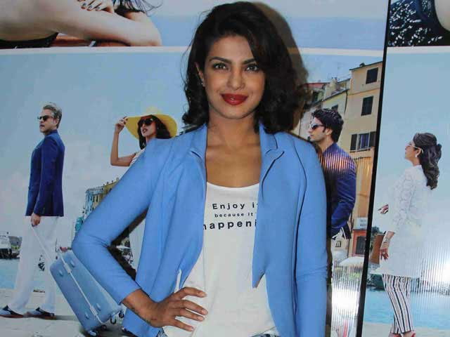 I'll Quit The Day I'm Satisfied: Priyanka Chopra