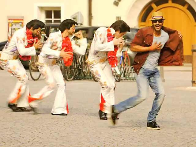 Ajay Devgn to Produce a Dance-Based Film?