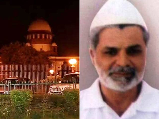 Video : At 5 am, Supreme Court Says Yakub Memon to Hang at 7 am
