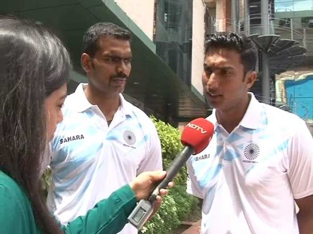 Video : Indian Hockey Team Ready to Bounce Back From 'Coach Controversy'