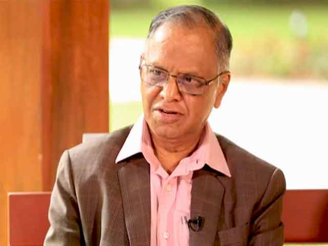 Video : In Conversation With N R Narayana Murthy