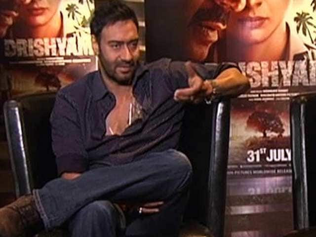 Video : Ajay Devgn on Drishyam and Its Remakes