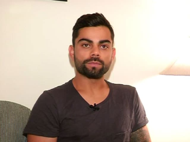 Video : I Have Always Played With Responsibility for Team: Virat Kohli