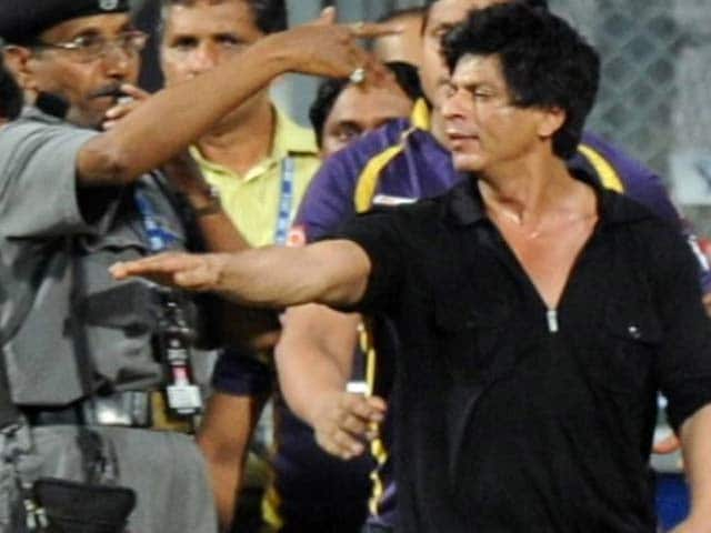 Video : Ban on Shah Rukh Khan From Entering Mumbai's Wankhede Stadium Lifted