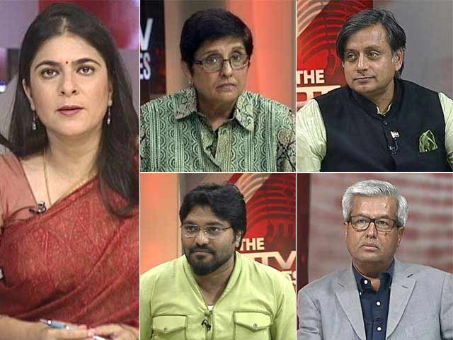 Video : The NDTV Dialogues: The Death Penalty Debate
