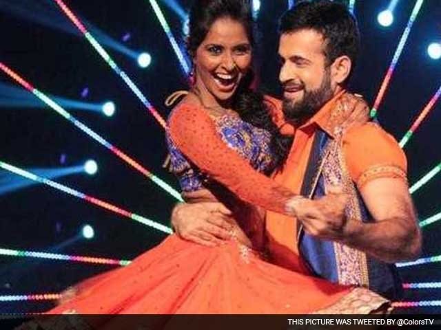 Video : Irfan Pathan Makes Sensational Debut on A Dance Reality Show